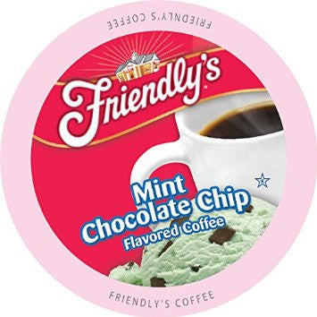 Friendly's Mint Chocolate Chip