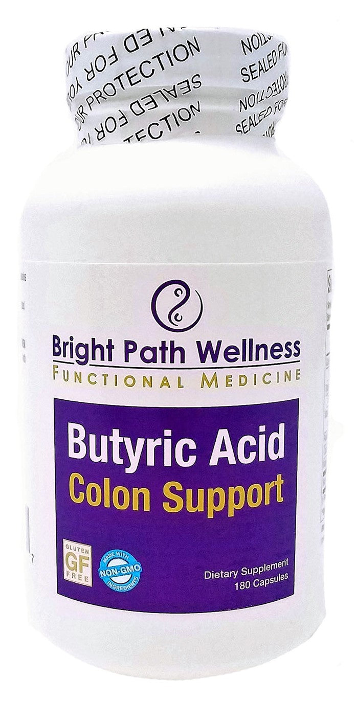 Butyric Acid - Butyrate