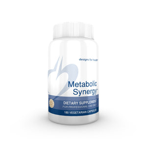 Metabolic Synergy by Designs for Health - Non GMO