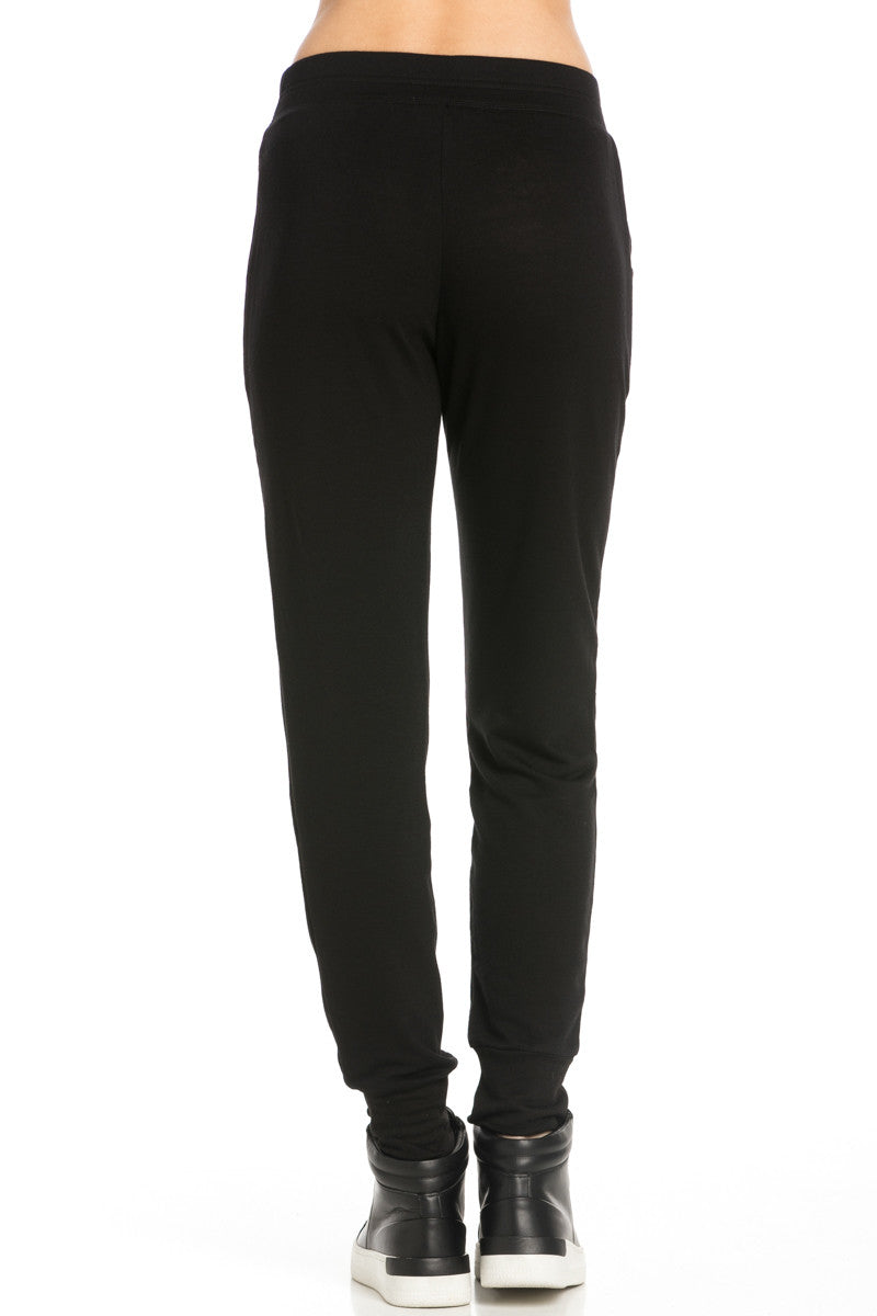 Lightweight Black Jogger Pants - Jogger Pants - My Yuccie - 5