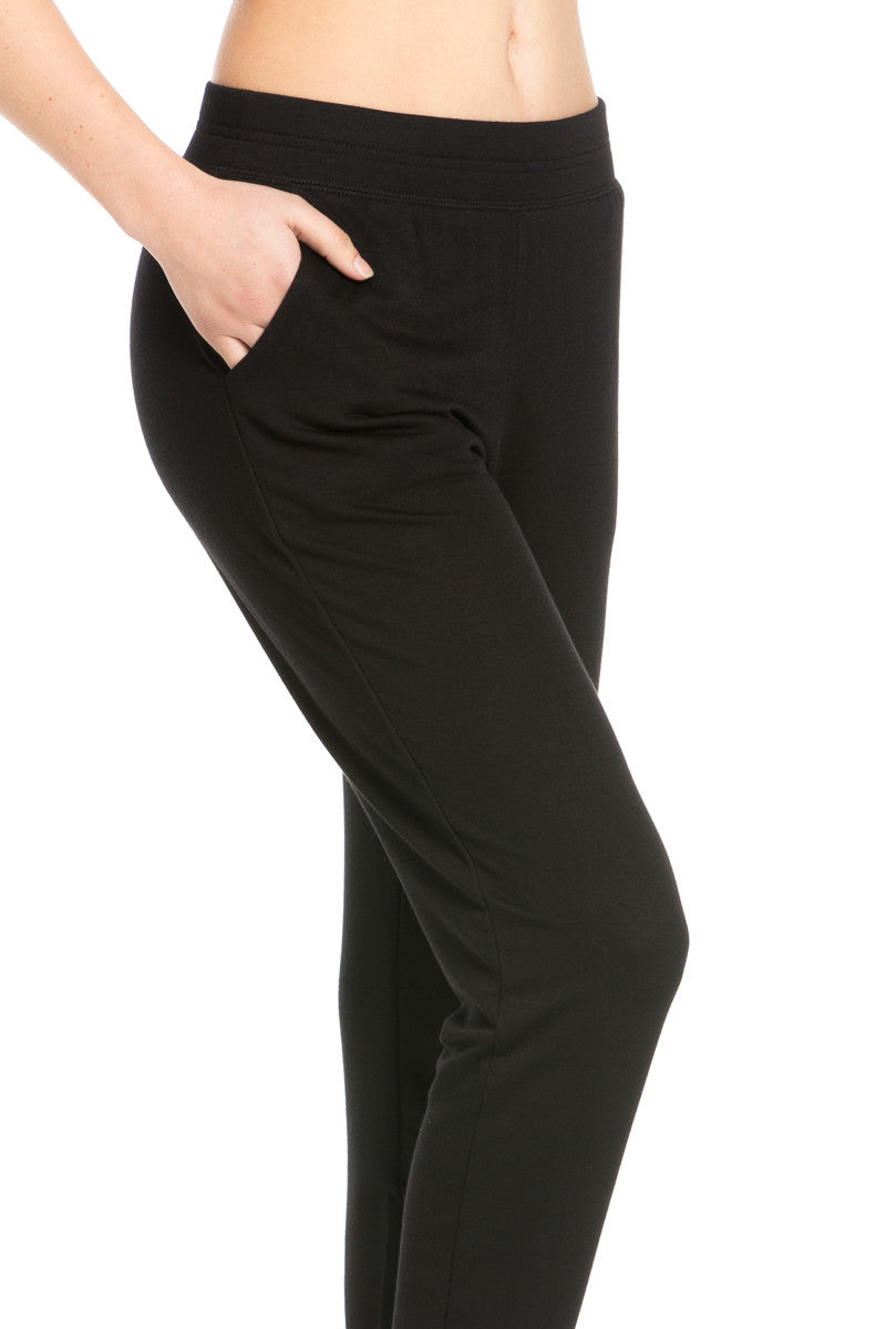 Lightweight Black Jogger Pants - Jogger Pants - My Yuccie - 6