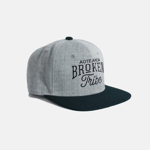 Stacked Snap Back Cap