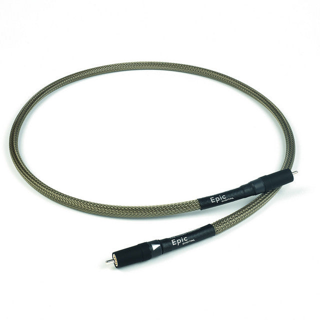 Chord Company Epic - Subwoofer Cable - Grahams Hi-Fi