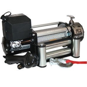 Bull Dog Standard Duty 8k Winch