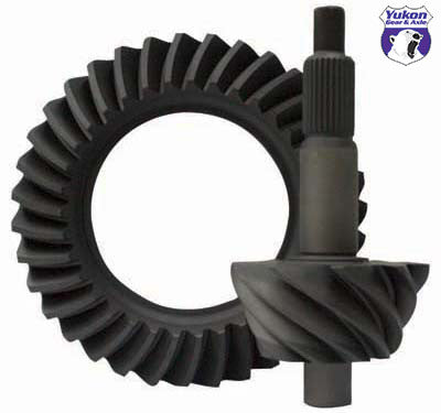 "High performance Yukon Ring & Pinion gear set for Ford 9"" in a 5.43 ratio"