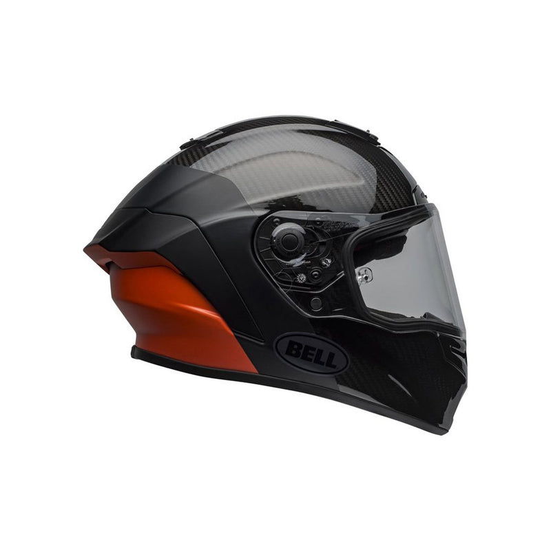 Race Star Lux Black/Orange