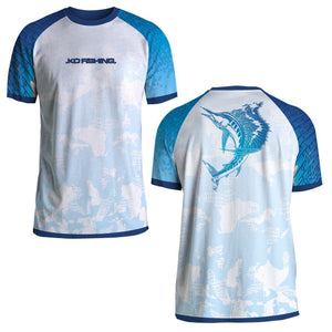 Sailfish Performance Fish Shirt Series - Short Sleeve