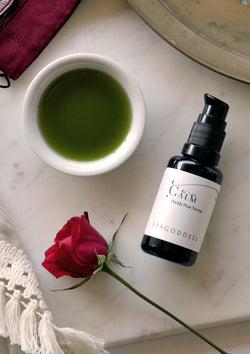 Calm Prickly Pear Face Oil for Sensitive Skin, Organic Facial Serum, Organic Facial Oil
