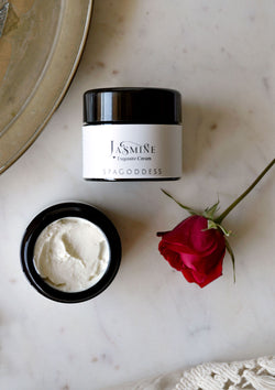Jasmine Exquisite Cream. Luxurious nutrient dense moisture to remedy dry skin