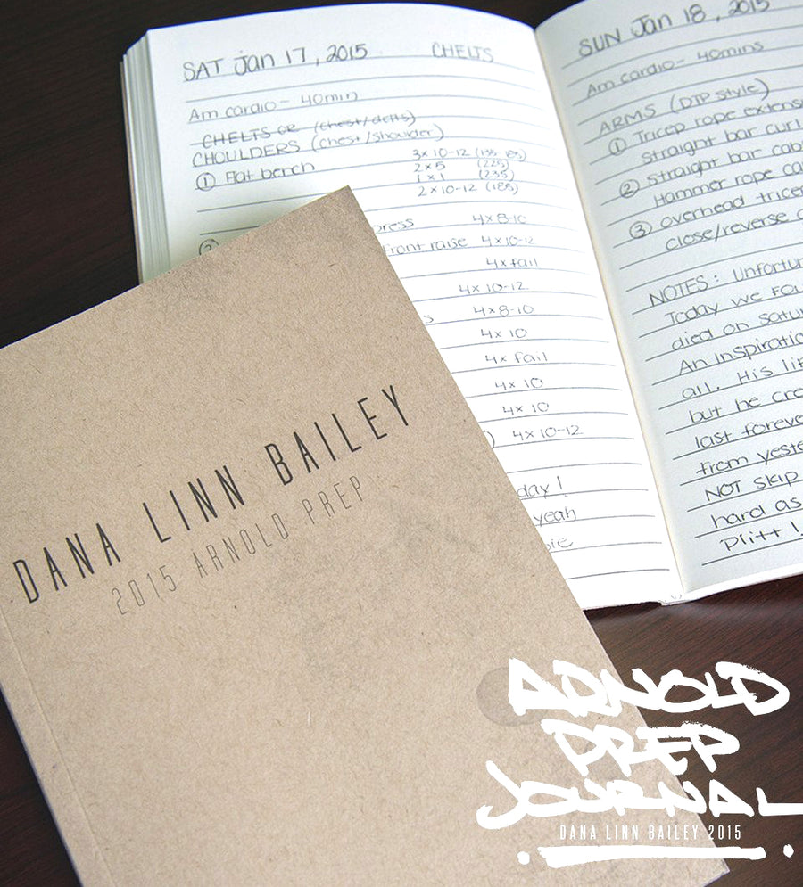 DLB 2015 ARNOLD PREP JOURNAL