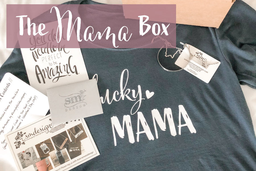 // The MAMA Box // Monthly Subscription for Moms