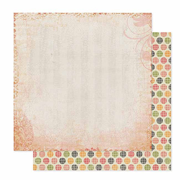 Pink Paislee - Cottage Farms - Market Paper