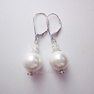 Dangle Bridal Earrings