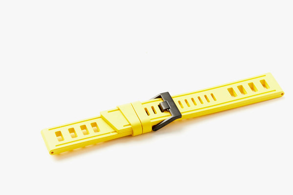 ISOfrane Watch Strap - Yellow