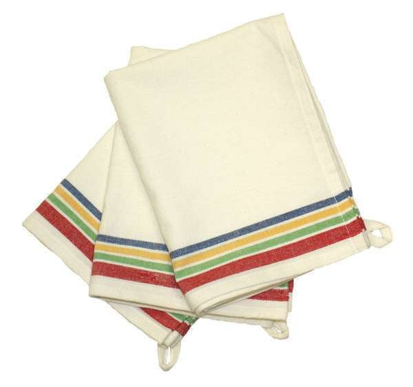 Aunt Martha's Vintage 1930 Striped Towels