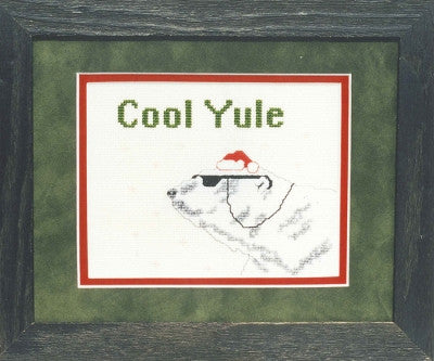 Cool Yule Cross Stitch Pattern