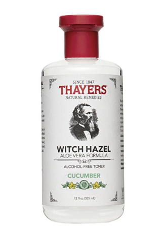 Thayer's Witch Hazel, Cucumber