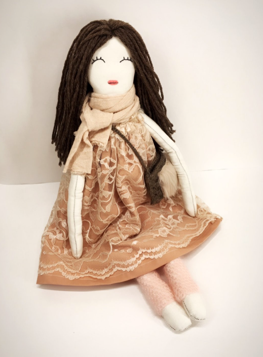 One-of-a-Kind Eve Marie Urba Doll