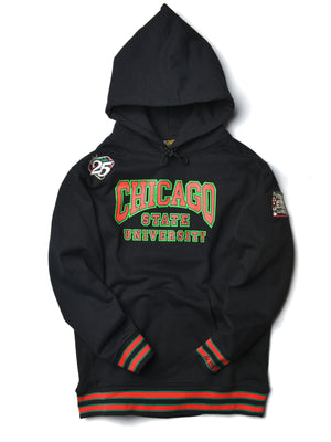 FTP Chicago State University Classic '91 Hoodie Black