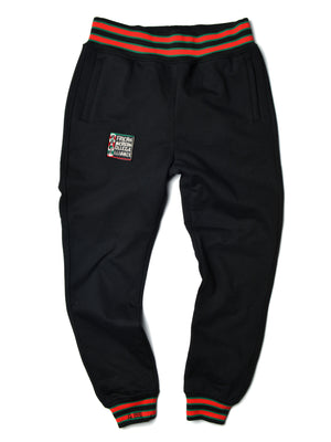 FTP AACA CLASSIC '91 SWEATPANTS Black