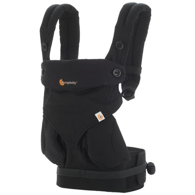 ergobaby four position 360 carrier pure black