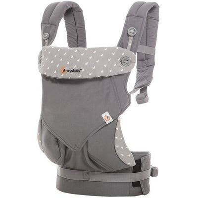 ergobaby four position 360 carrier dewy grey
