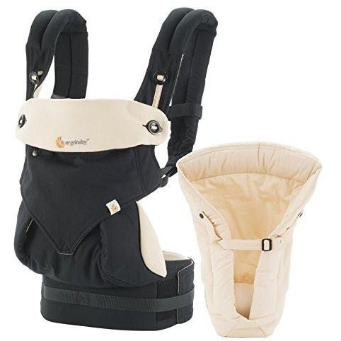 Ergobaby Bundle of Joy 360 Collection Baby Carrier with Infant Insert