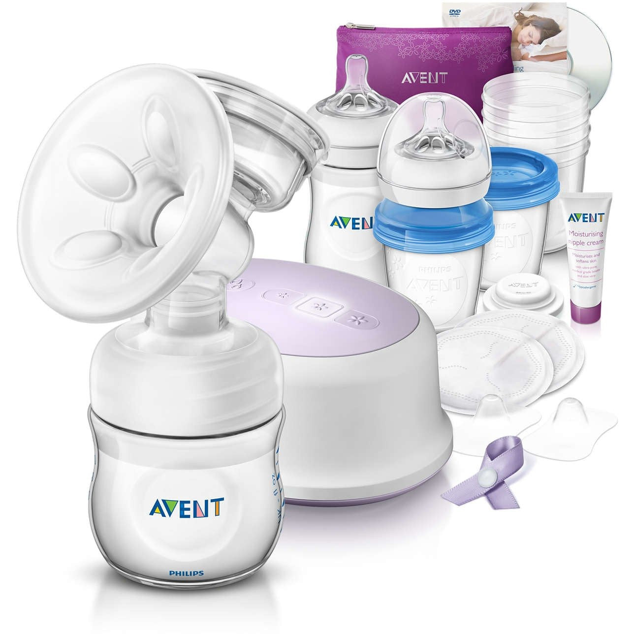 Philips Avent Breastfeeding Support Kit Bundle