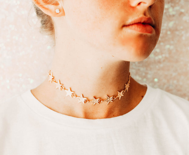 Star Girl Choker ☆