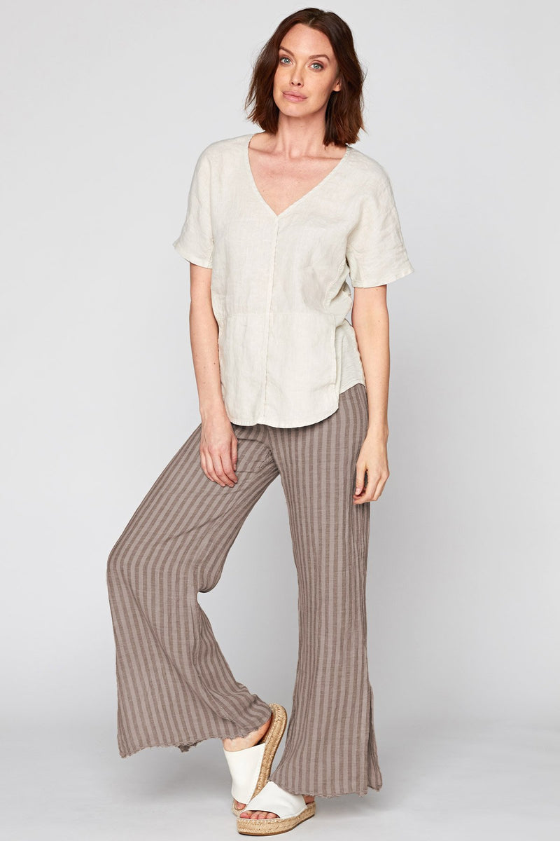 The Striped Trouser