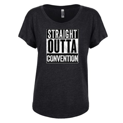 Straight Outta Convention - Dolman