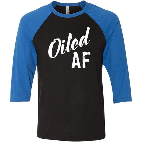 Oiled AF - Unisex Classic Baseball Tee | 8 colors
