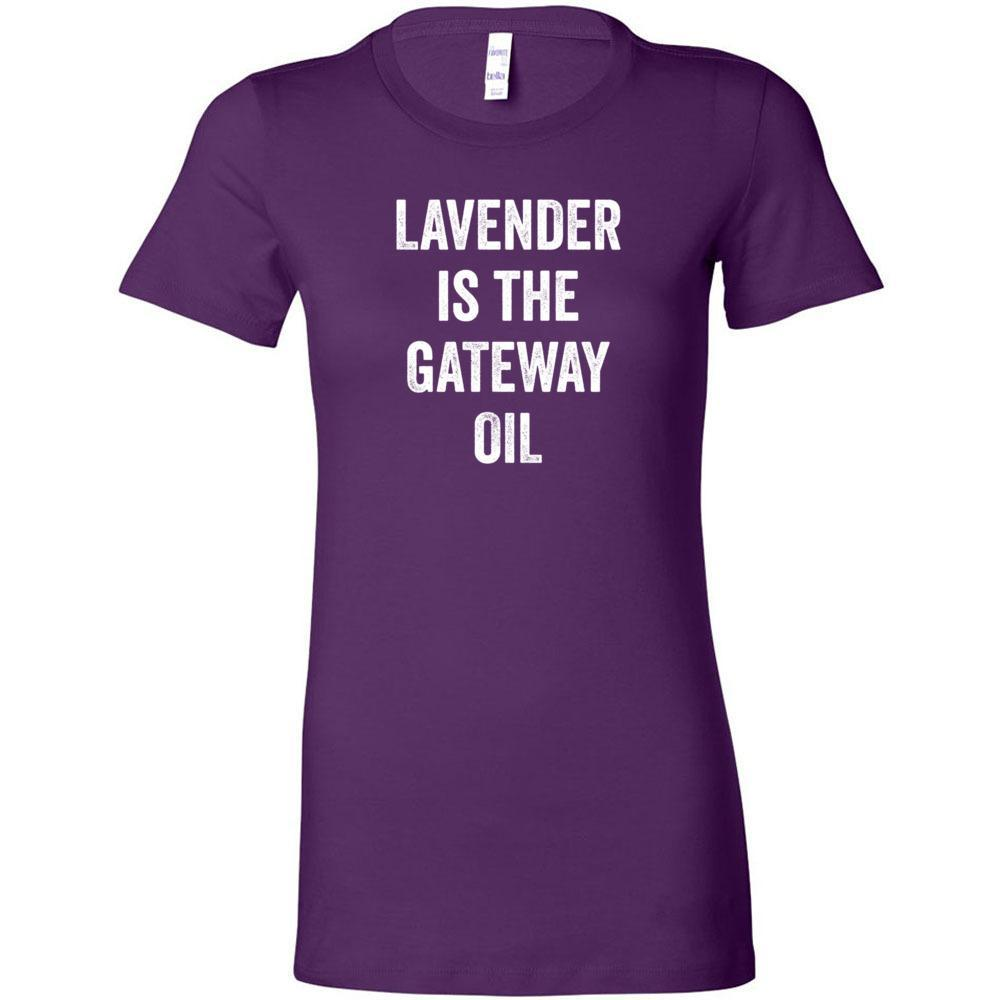 Gateway Oil  - Slim Fitted Crew | 13 Colors Essential Oil Style young living tshirts funny oil shirts popular oil shirts doterra tshirts convention shirts