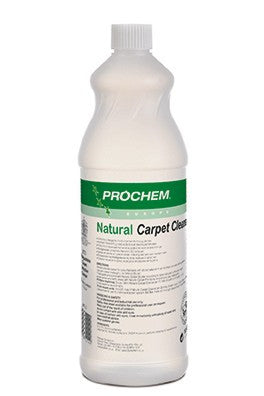 Prochem E772-01 Natural Carpet Cleaner  1L