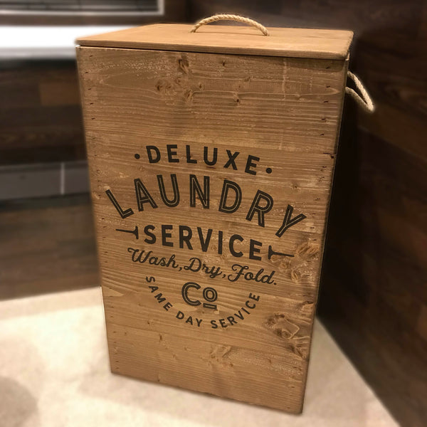 Laundry Crate - Free Delivery