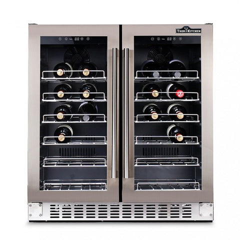 36 Bottle Pro-Style Wine Cooler HWC2402U - d-airconditioning