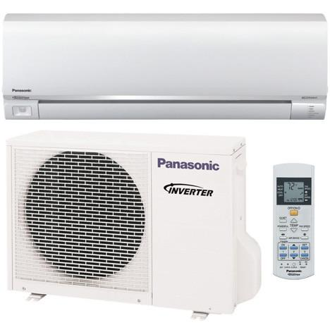 Panasonic 9000 BTU 23 SEER Ductless Mini Split CS-E9SKUAW - d-airconditioning