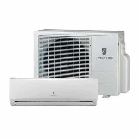 Friedrich 9000 BTU Ductless Mini Split 09myj - d-airconditioning