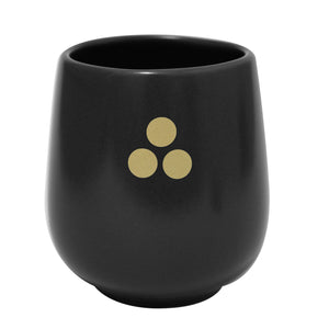 traedecor - Feeka Cup With Black Circles Set of 6 - coffee mug