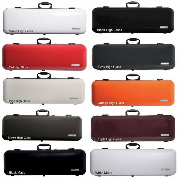 Gewa Air 2.1 Oblong Violin Case colors 316.240 White and other options