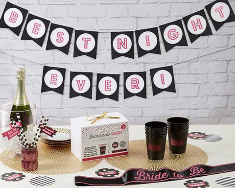 Bachelorette Bash 66 Piece Bachelorette Party Kit-Jubilee Favors