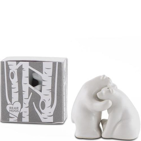 Ceramic Bear Salt And Pepper Shakers Favor Gift Boxed-Jubilee Favors