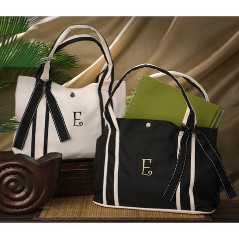 Roman Holiday Petite Personalized Tote-Jubilee Favors