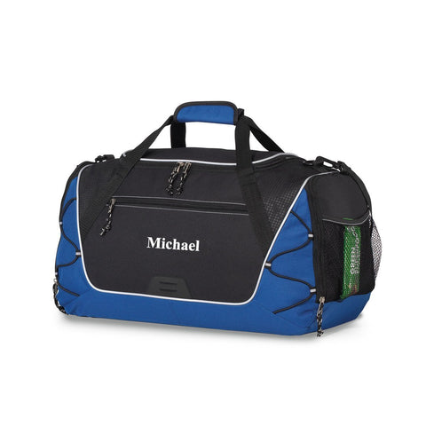 Sports Personalized Duffle Bag-Jubilee Favors