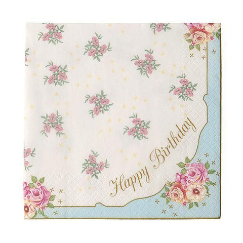 Truly Scrumptious Birthday Napkins-Jubilee Favors