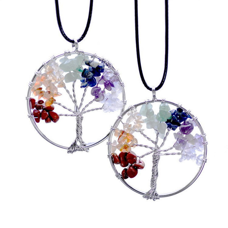 Wisdom - Tree Of Life Necklace