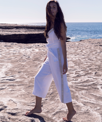 White Siren Jumpsuit