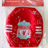 Liverpool car seat head cover in bag.
