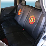 Manchester United rear car seat cover black
