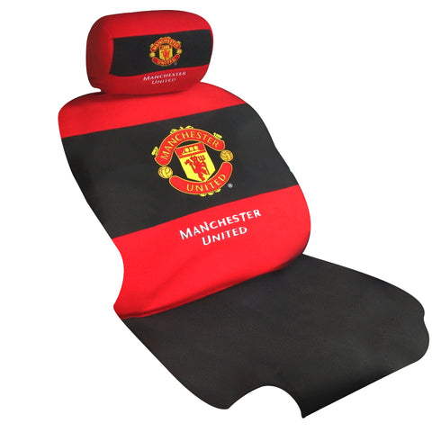 Manchester United auto seat cover